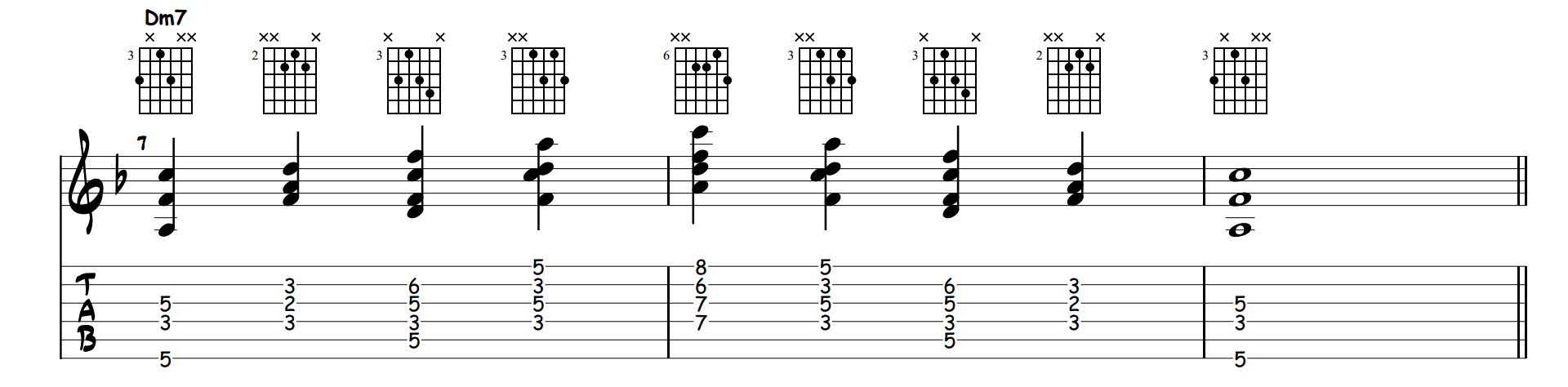 Block chord soloing francois leduc online library ex3 hexwebz Image collections