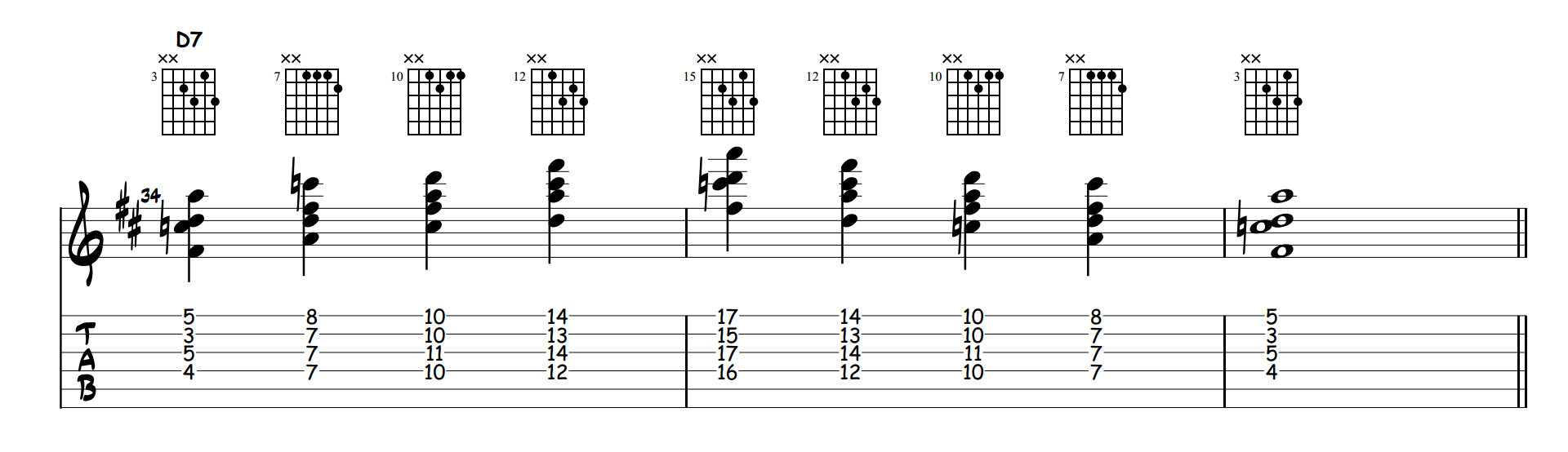 Block chord soloing francois leduc online library again this isnt a very exhaustive list and also natural dominant voicings arent used a lot in post wes montgomery block chord soloing style hexwebz Image collections