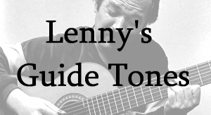 Lenny's Guide Tones